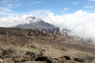 Kilimanjaro - Mawenzi