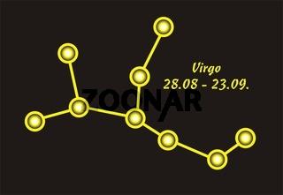 sign of the zodiac virgo