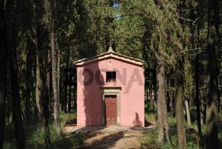 Kapelle, Chapel