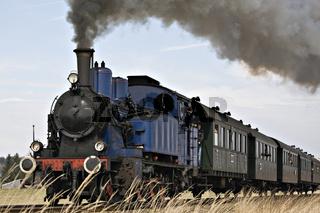 Mit Volldampf voraus / Steam railway