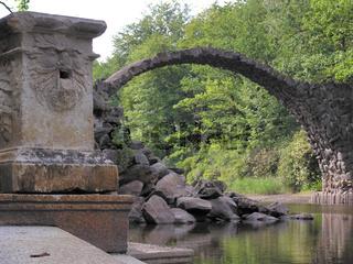 Kromlauer Park Rakotzbrücke