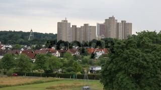 Hochhaus Blocks