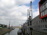 Blick auf das Hafenbecken 1