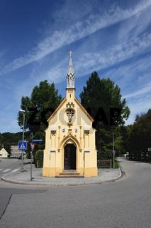 Insel der Zuflucht, Max-Emanuel-Kapelle