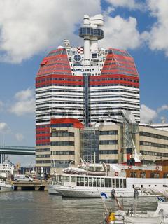 Hochaus Utkiken Göteborg | tower block Utkiken, Gothenburg