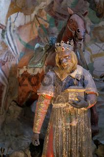 Sacro Monte di Varrallo,  Heiliger König