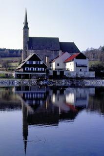 Pfedni Vyton Heuraffel, Czech Republic, Europe