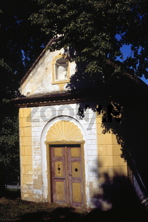 böhmische Kapelle, Tschechische Republik, Europa
