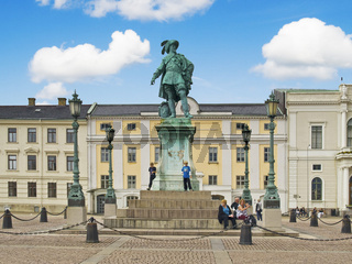 Gustav Adolfs Torg, Göteborg | Gustav Adolfs Torg, Gothenburg