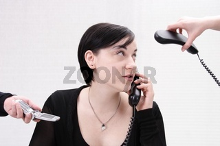 Telefon Stress 5