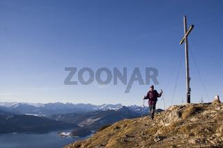 Bergwandern / On the top