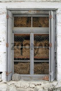 Fenster 0056. Kreta