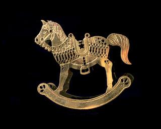 Schaukelpferd, rocking horse
