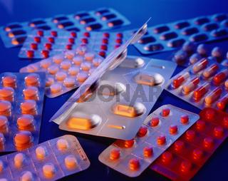 Tabletten_Blisterpackungen