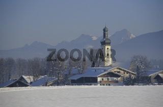 Winter im Oberland