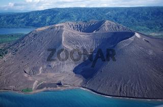 Vulkan bei Rabaul