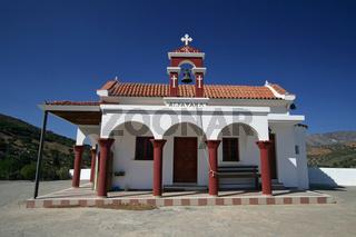 Kirche auf Kreta