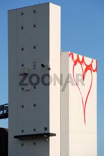 Herzliches Graffitti
