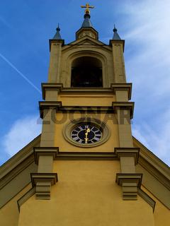 Spitalkirche in Uffenheim