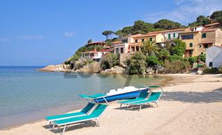 Scaglieri auf Elba
