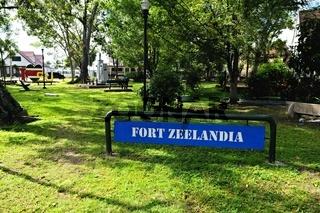 Fort Zeelandia Paramaribo Suriname