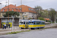 Thüringerwaldbahn in Gotha