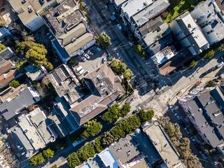Beautiful cityscape of San Francisco