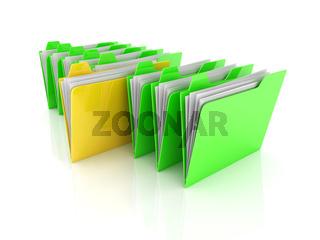Selected Folder