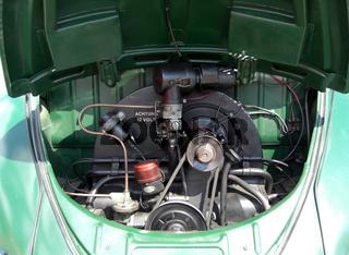 Käfermotor von ca. 1952