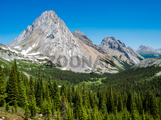 Burstall Pass in Kananaskis Country