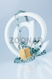 Data security on the Internet. Safe surfing.
