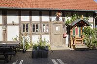 Weihnachtsstube, Himmelpfort, Brandenburg, Deutschland