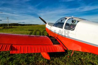 Kleinflugzeug