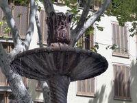 Palma de Mallorca Brunnen in der Promenade