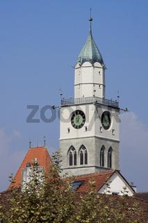 Überlingen, Münster St. Nikolaus