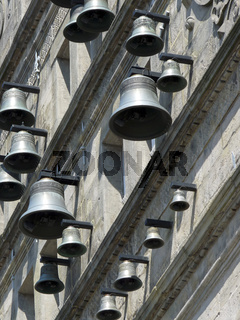 Glockenspiel am Hamelner Hochzeitshaus