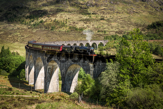 View at Glenfinnan Viaduct