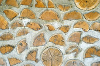 Holz vermauert, Wood Masonry