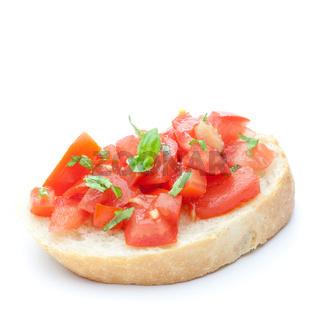 Appetizer Bruschetta