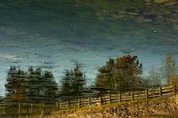 Steinwolken im Herbst