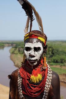 Karo, Äthiopien, Afrika