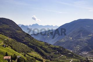 Auf dem Ritten bei Bozen, Südtirol, Italien, on the Ritten near Bolzano, South Tyrol, Italy