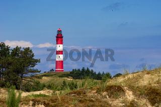 Wahrzeichen 'Amrumer Leuchtturm'