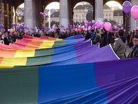 Regenbogenfahne, Rainbow Flag