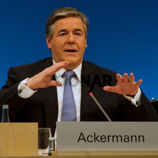 Dr. Josef ACKERMANN