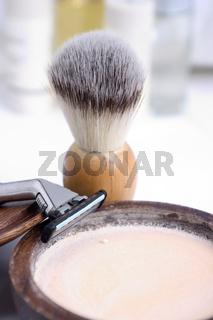 Shaving brush