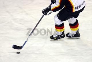 Eishockey-Typical