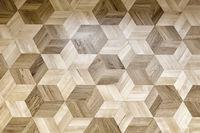 Modern pattern of parquet