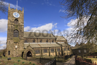 Saint Michael and All Angels Church