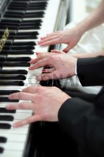 Piano - Wedding